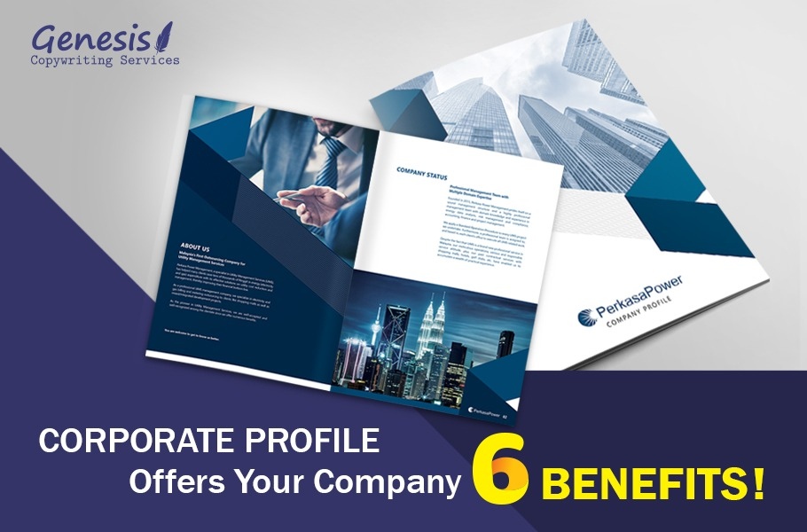 6 major benefit of corporate profile